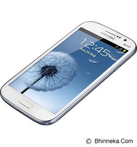 SAMSUNG Galaxy Grand [I9082] - White - Smart Phone Android